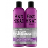 Tigi Bed Head Colour Combat Dumb Blonde Tweens 2x750ml