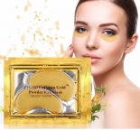 Crystal Collagen Gold kollageeni silmaümbruse mask