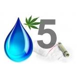 5 narkootilise aine kiirtest süljest