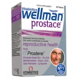 Wellman Prostace vitamiinid meestele 60tbl