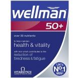 Wellman 50+ vitamiinid 30tbl