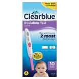 Clearblue digitaalsed ovulatsioonitestid 10tk