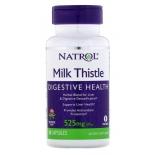 Natrol Milk Thistle (maarjaohaka ekstrakt) terve maksa heaks 525mg 60 kapslit