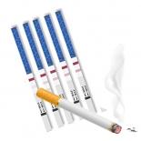 Nikotiini kiirtest uriinist