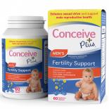Conceive Plus Men's Fertility Support vitamiinid 60 kapslit