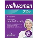 Vitabiotics Wellwoman 70+