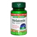 Nature's Bounty  Melatoniin 1mg 180tbl