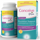 Conceive Plus Women's Ovulation Support koos müo-inositooliga 120 kapslit