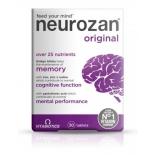 Neurozan Original vitamiinid ajutegevuse ja mälu heaks 30tbl