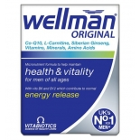 Wellman Original vitamiinid 30tbl